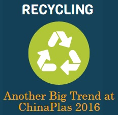 Trends at ChinaPlas 2016