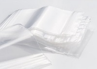 Plastic Pouches Made from LDPE