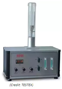 Limiting Oxygen Index - Test Apparatus