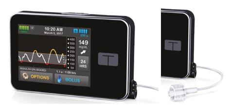 Tandem Diabetes Care Monitor