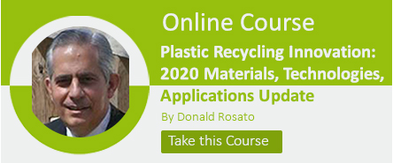 Plastic Recycling Innovation: 2020 Materials, Technologies, Applications Update