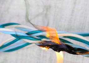Flame-retardant Additives for Wire and Cable Insulation and Jacketing