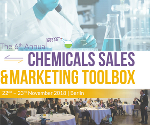 The 6th Annual Chemicals Sales & Marketing Toolbox