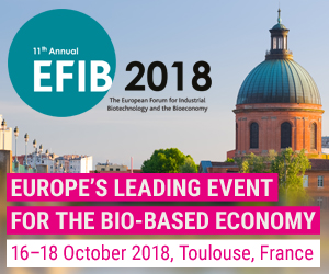 European Forum for Industrial Biotechnology and the Bioeconomy 2018