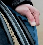 Wheelchair's Handrim Grip