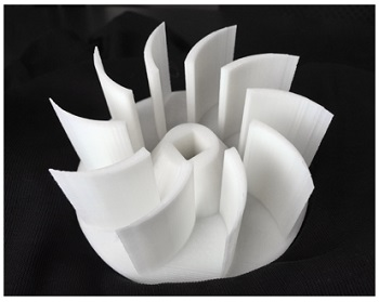 Functional Fan Impeller Printed with Ingeo 3D860