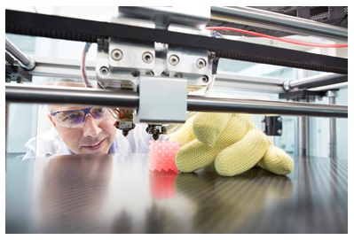 Covestro Opens New Laboratory for 3D Printing