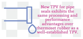 TPV for Pipe Seal