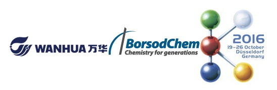 Wanhua-BorsodChem at K 2016