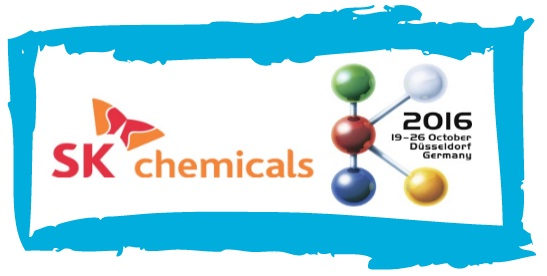 SK Chemicals at K 2016