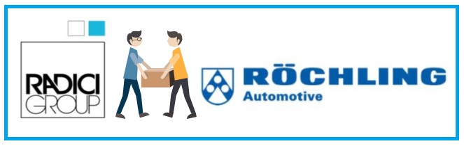 RadiciGroup & Rochling Automotive Collaborate