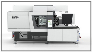 A Cleanroom Version all-electric ENGEL e-motion 170/110 T US Injection Molding Machine