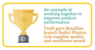 RadiciGroup Gets Award
