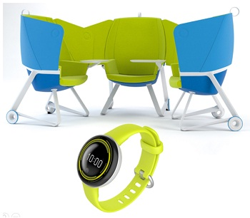 TeamUP Chair and PaiBand