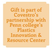 Covestro's Gift to Penn College