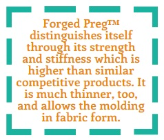 Forged Preg™ Material