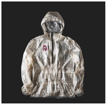 Emergency Outdoor Jacket with Dyneema ® Composite Fabric