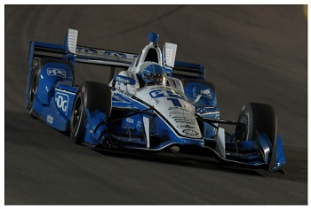 Simon Pagenaud Participates in Pre-season Testing at Phoenix International Raceway Behind the Wheel of his No 1 PPG DallaraChevrolet IndyCar