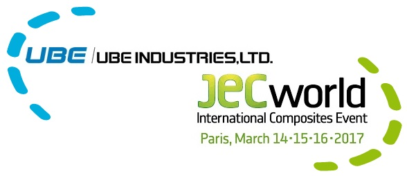 UBE at JEC World 2017