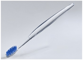 Tooth Brush Made from Biograde® C 5509 CL