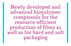 Biopolymers for Resource-efficient Production