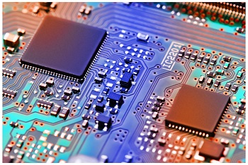 Surface Mount Circuit Board