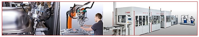 RAMPF Production Systems Encompasses More Than 2,800 System Solutions