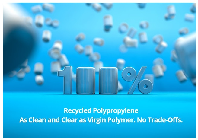 New Way to Restore Recycled PP to