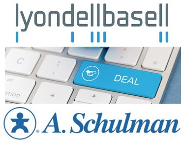 LyondellBasell to Acquire A  Schulman