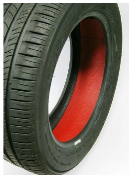 Rubber for Self-sealing Tires