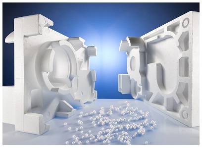 New Styropor® P 24 Speed packaging raw material from BASF makes it even easier to manufacture thin-walled technical foam mouldings as well as cool boxes and food packaging