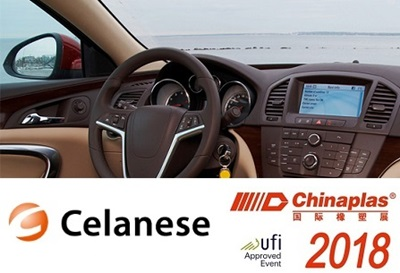 Automotive Engineering & Future Connectivity: Celanese at CHINAPLAS 2018
