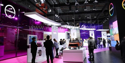 Covestro Adopts a Digitalized, Interactive, and Intuitive Booth Setup