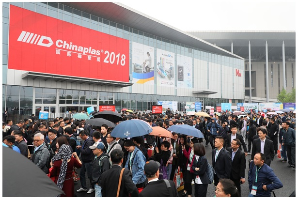 CHINAPLAS 2018 Welcomed 180,701 Visitors