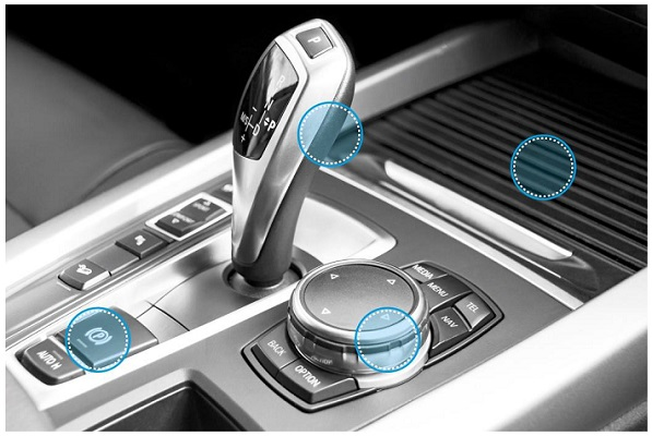 Thermoplastic Elastomers from KRAIBURG TPE for Automotive Interior Applications