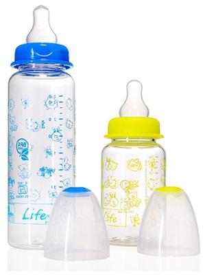 BPA-free Plastic for Baby Feeding Bottles