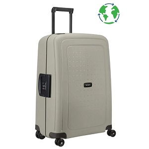 Samsonite New Suitcase Range Made from Recycled Plastic