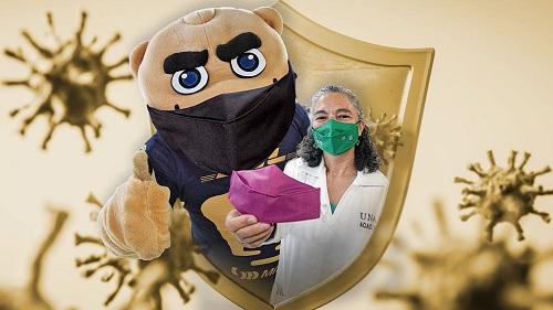 Un nouveau masque antimicrobien à base de nanocouches d'argent et de cuivre inactive le SARS-CoV-2