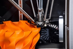 Rapid Prototyping of Plastics: 3D Printing Process & Material Selection