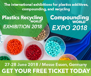 International exhibition for plastics additives