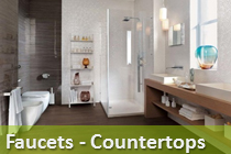 Faucets - Countertops