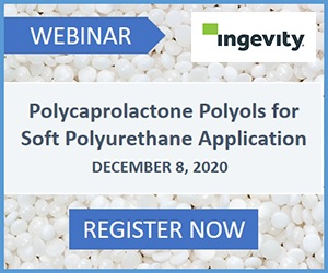 Polycaprolactone Polyols for Soft TPUs
