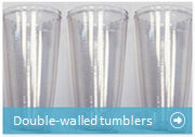 Double-walled tumblers