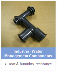 Industrial Water Management Components