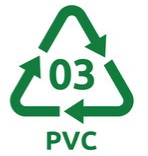 PVC Resin Identification Code