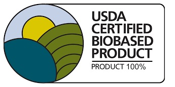 USDA Certified Bio-based Product Label